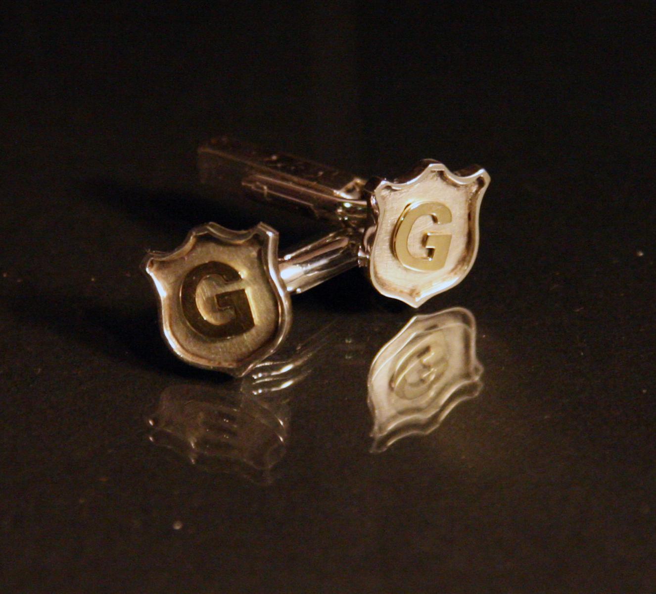 Machetknopen Guus Meeuwis voor Groots in het Royal Albert in zilver en goud